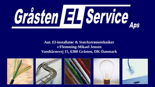 Gråsten El-Service
