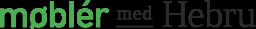 Møblér med Hebru logo